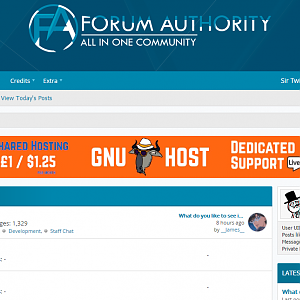 Forum Authority.
